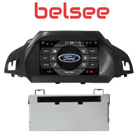 Belsee 8 Core Ram 4+64GB Android 9.0 Head Unit Car Radio Multimedia DVD Player GPS Nav for Ford Kuga Escape C Max 2013 2014 2015