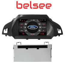 Belsee 8 Core Ram 4 + 64GB Android 9,0 unidad auto Radio Multimedia DVD Player GPS navegación para Ford Kuga escapar C-Max 2013 de 2014 a 2015(China)
