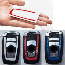 2 шт. наклейка на ключ от автомобиля для BMW E46 E52 E53 E60 E90 F01 F20 F10 F30 F15 X1 X3 X5 X6 на возраст 1, 2, 3, 4, 5, серии