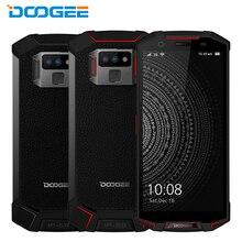 DOOGEE S70 Lite IP68 Waterproof Shockproof Mobile Phone 5.99inch 4GB 64GB Helio P23 Octa-core Android 8.1 5500mAh NFC Smartphone