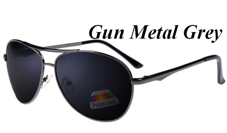 Gun Metal Grey