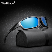 WarBLade 2018 Fashion Men Polarized Sunglasses Outdoor Sport