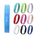 9 Цветов Мягкие Силиконовые Наручные Часы группа ремешок Для Fitbit Flex 2 Smart Watch Ремешок ремешок Браслет