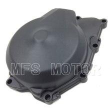 купить Motorcycle Part Left Engine Stator cover For Yamaha YZF R6 2006 2007 2008 2009 2010 2011 BLACK по цене 2837.83 рублей