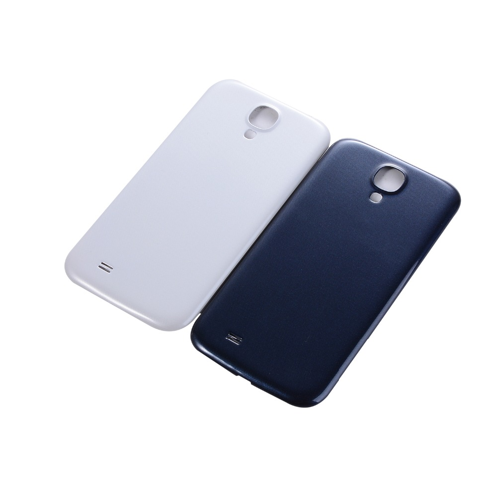 For Samsung Galaxy S4 I9500 I9505 I337 L720 M919 Housing Battery Door Back Cover Case(Not S4 Mini)