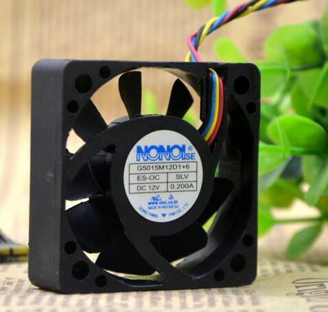 G5015M12D1+6 12V 0.200a car Audio Cooling Fan 6months Warranty