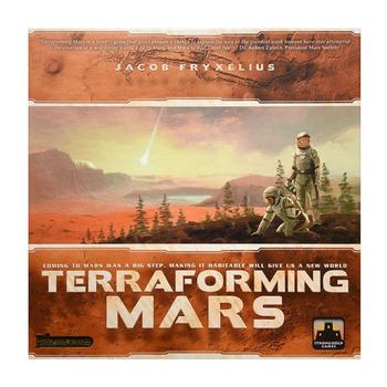 Terraforming Mars Board Game Strategy Party Game 1–5 Players 120 Min Age 12+