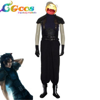 CGCOS Free Shipping Cosplay Costume Final Fantasy VII 7 Zack Fair New in Stock Halloween Christmas Party Uniform