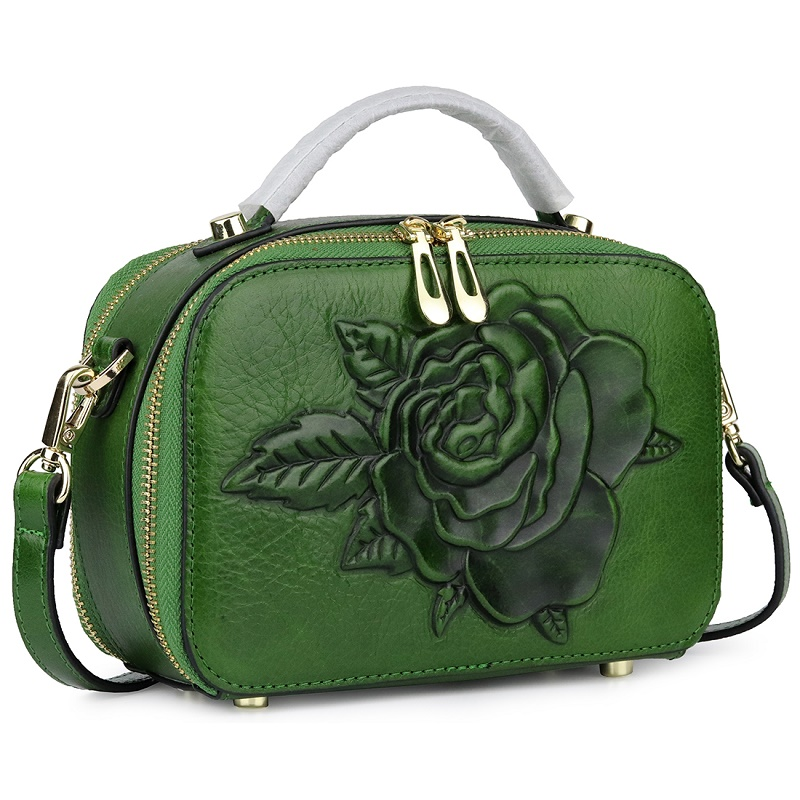 casual tote bags genuine leather lady hand bag flower print woman fashion party vintage flap shoulder bag female crossbody bags casual tote bags genuine leather lady hand bag flower print woman fashion party vintage flap shoulder bag female crossbody bags