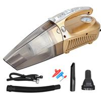 New Portable Car Vacuum Cleaner 100W Wet Dry Amphibious Handheld Cyclonic Dust Hand Vacuum Cleaner With LED Lights Hand Held Car