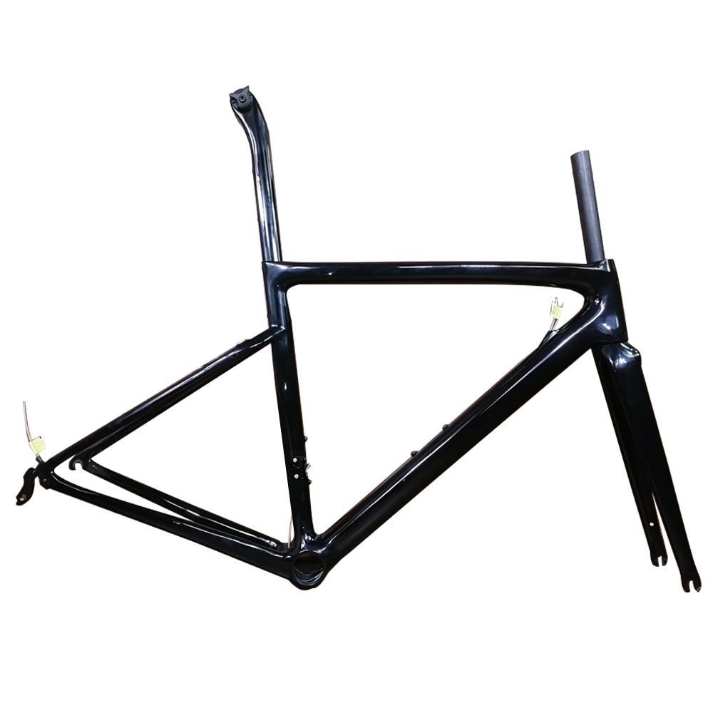 2019 new T1000 TOP carbon road bike frame cycling bicycle racing bike frameset 920g made in