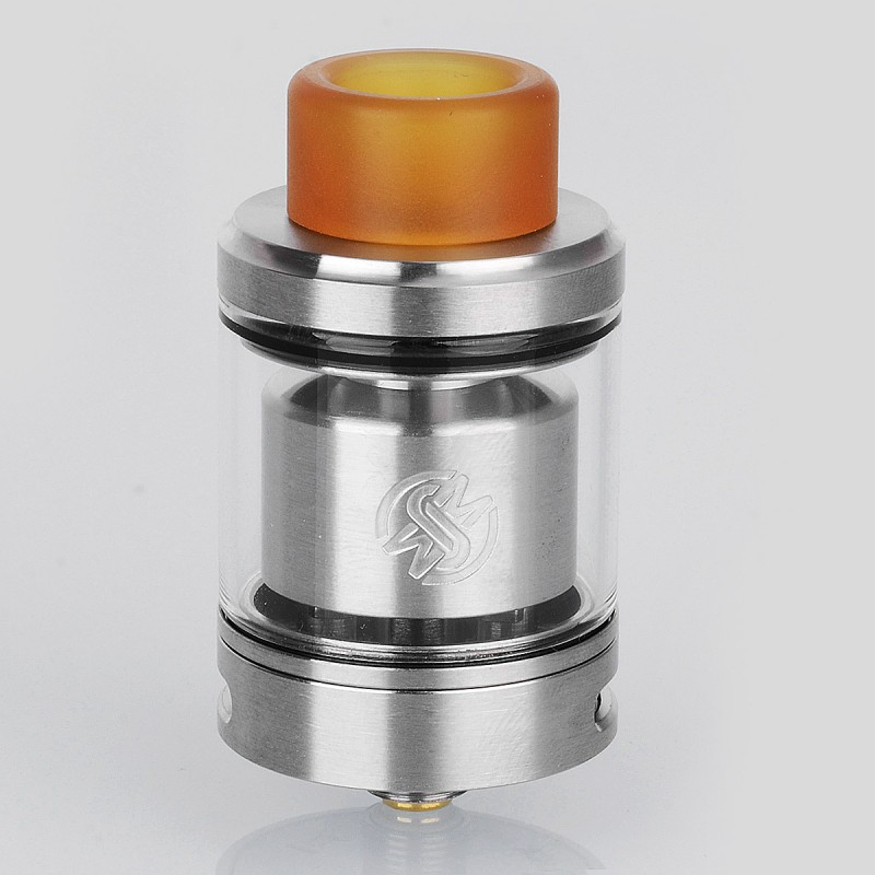 все цены на Original Wotofo Serpent SMM RTA 24mm 4ml Rebuildable Tank Atomizer for Mechanical Mod / VW Mod / Vape Box Mod онлайн
