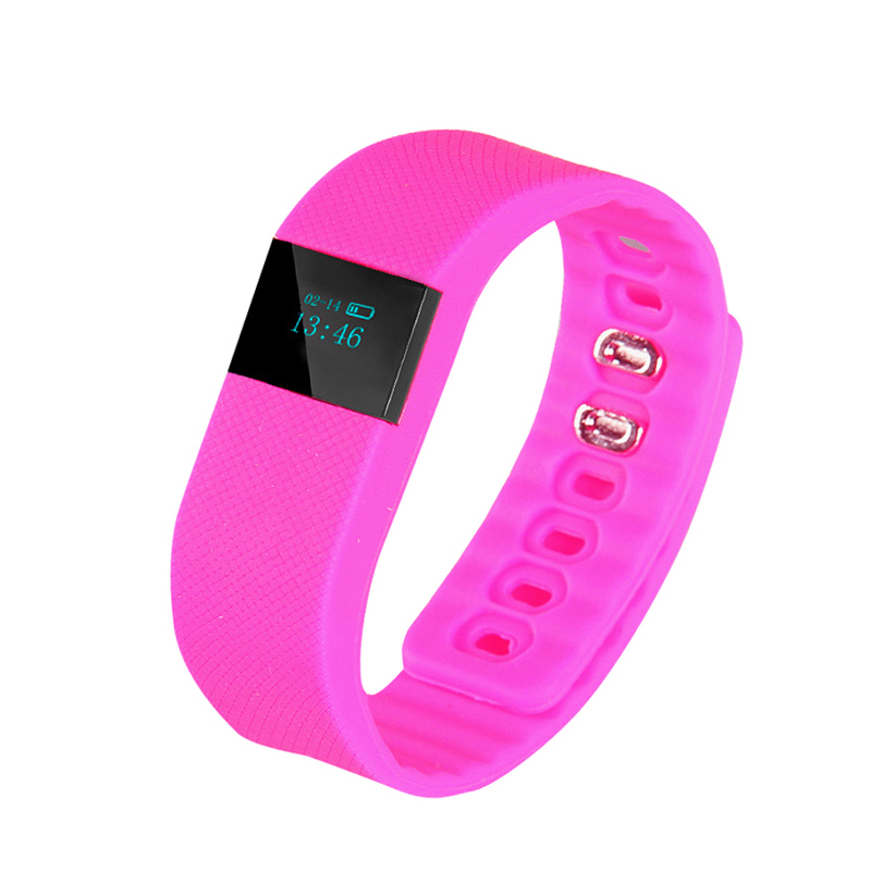 Fitness Smart Step Tracker Digital Lcd Armband Activity Bracelet Watch Wrist Pedometer Sport Tools 30 In Pedometers From Sports