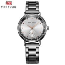 купить Minifocus 2017 Business Dress Quartz Watch Women Watches Fashion Ladies Famous Brand Female Clock Montre Femme Relogio Feminino по цене 1303.41 рублей