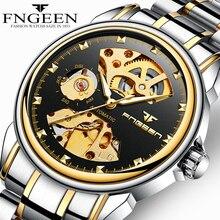 montre-bracelet Fngeen Tourbillon automatique
