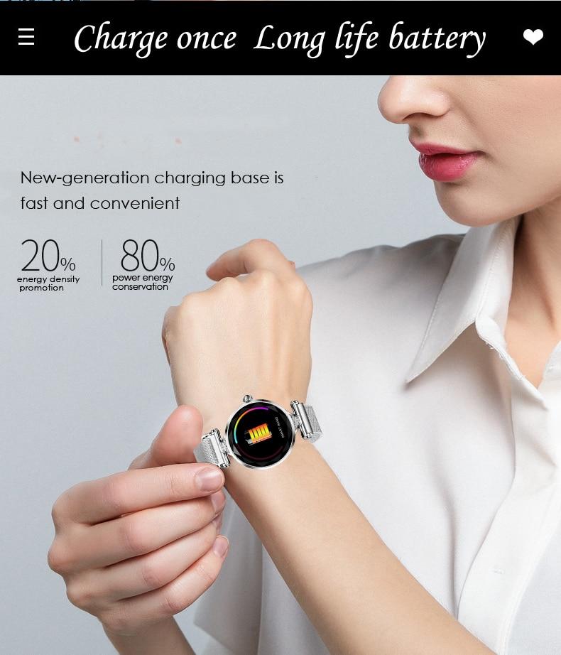 para android ios pulseira inteligente