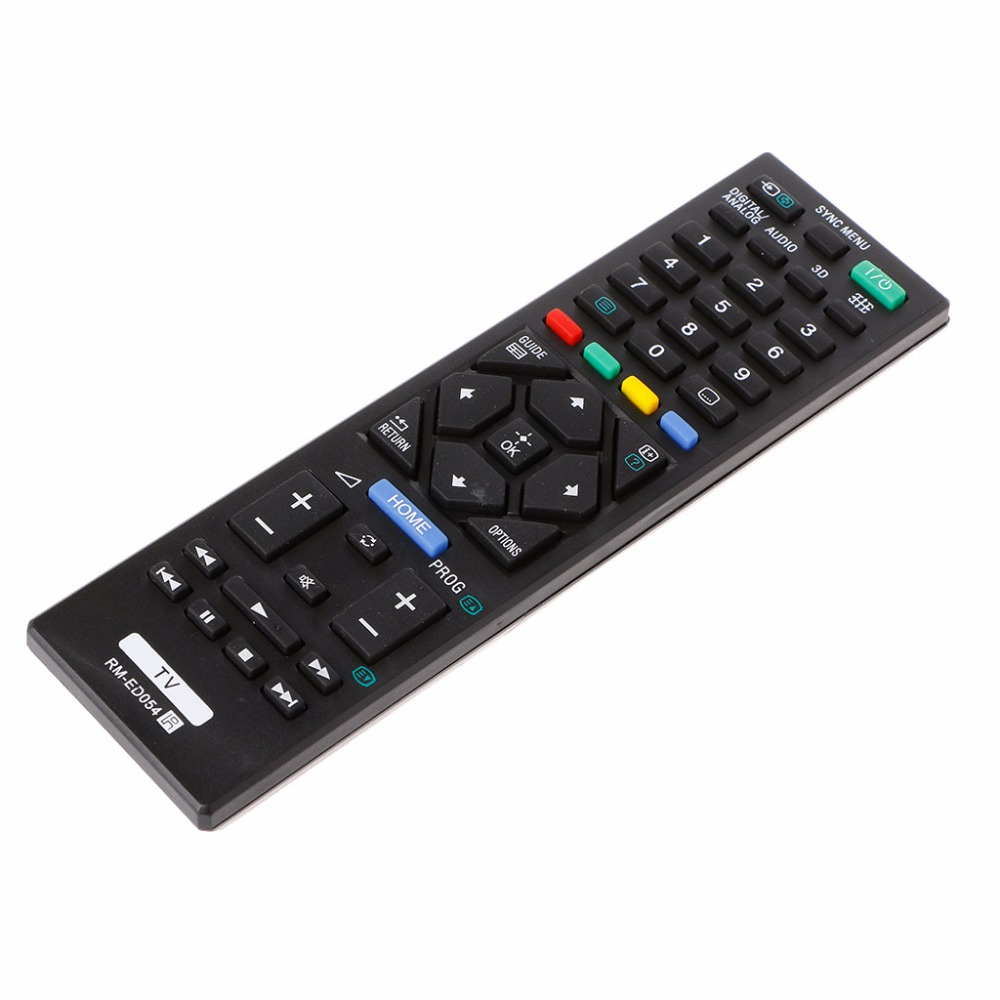 Replacement RM-ED054 Remote Control For Sony KDL-32R420A KDL-40R470A KDL-46R470A TV
