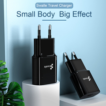 Swalle Mini USB Wall Charger 5V 1A Travel Mobile Phone EU Plug for Samsung Xiaomi mi 8 Huawei iphone