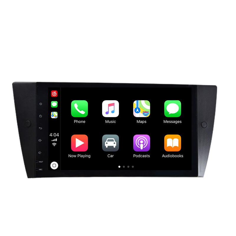 9'' full touch Android 9.0 Car DVD Player For BMW 3 Series