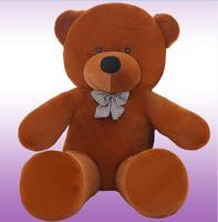 Giant teddy bear soft 200cm/2m large big stuffed toys plush life size kid children baby dolls girl Christmas valentine gift