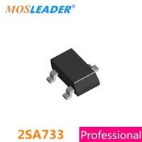 SMD 2SA733 CS SOT23 3000 PZ A733 PNP 150mA 0.15A 0.19A 190mA 50 V di Alta qualità