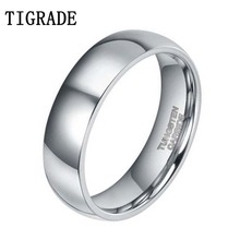 Tungsten Carbide Wedding Ring 2, 3, 4, 5, 6, 7, 8 & 10mm Widths Cobalt Free