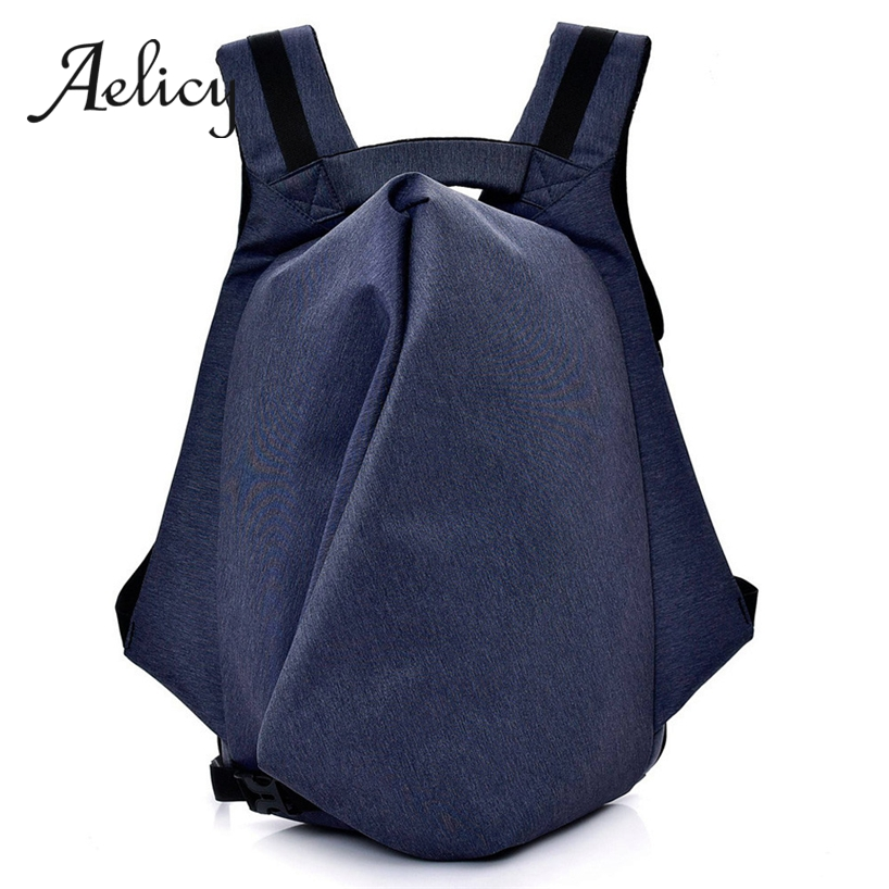Aelicy Men Nylon Waterproof Backpack Bag Fashion Design Casual Travel Students Satchel Laptop Backpacks Large Capacity DaypacksAelicy Men Nylon Waterproof Backpack Bag Fashion Design Casual Travel Students Satchel Laptop Backpacks Large Capacity Daypacks