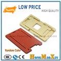 1 Conjunto LCD oca máquina De Laminação de vidro com moldura de silicone macio junta pad mat e laminador molde para iphone 6 plus/6 s além de