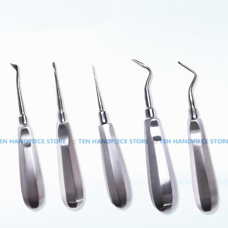 2018 good quality 15PCS Dental elevator Dental tools Minimally invasive teeth elevator stainless steel teeth elevator elevator