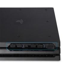 DIY PS4 プロ防塵キット防止メッシュジャックストッパーパック防塵プレイステーション 4 プロ PS4 プロコンソール