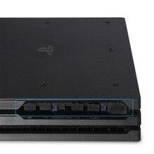 Kit de protección contra el polvo para PS4 Pro, Kit de protección contra el polvo, con conector Jack de malla, para consola SONY PlayStation 4 Pro PS4 Pro