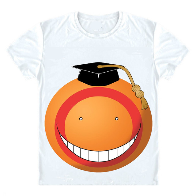 Assassination Classroom Korosensei Right Print T-Shirt