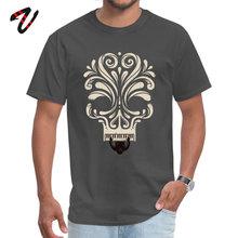 Musician Pianist Tshirt Men Piano Argentina Mexico Skull T Shirts Satan T-shirts Unique Tees Customized Rick & Morty Tops
