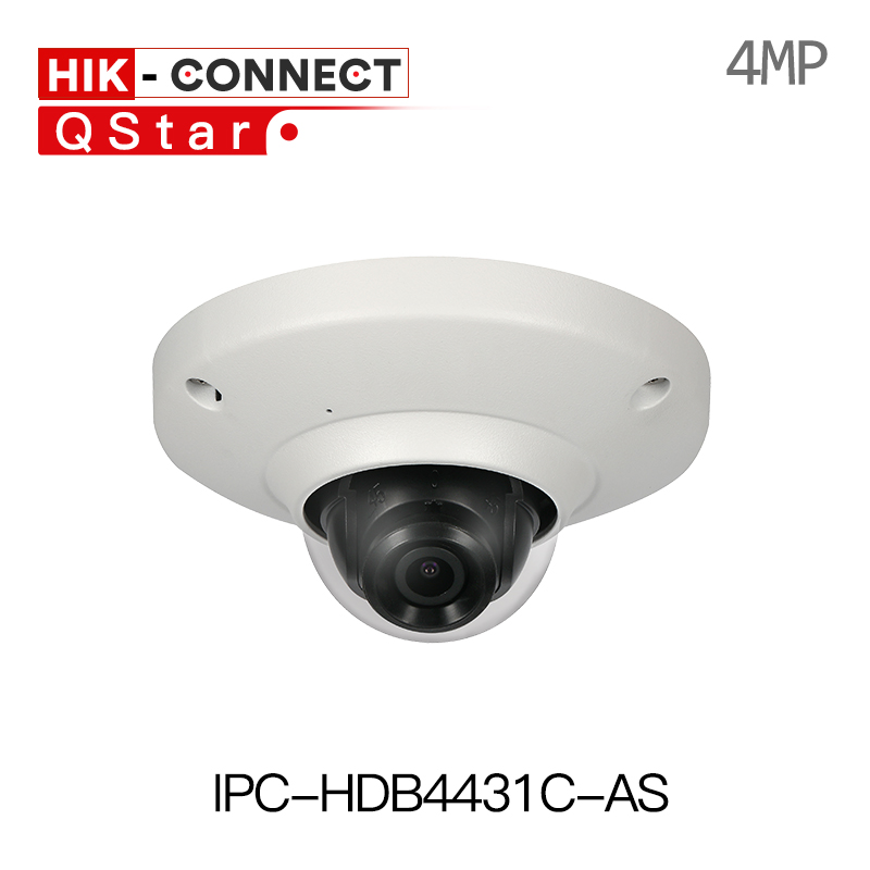 цена на IPC-HDB4431C-AS 4MP Mini Dome Network IP Camera built in Mic support SD card 128G Smart Detection Dahua H.265 WDR IP66 PoE onvif