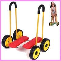 New Child Walking Assistant Treadmill Car Balance Scooter Bike Kids Walker Play Treadwheel Baby Children Walker