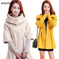 Weoneit 2017 Women's Spring Autumn Winter Maternity Coat Casual Solid Warm Maternity Jackets Coats for Pregnant Women