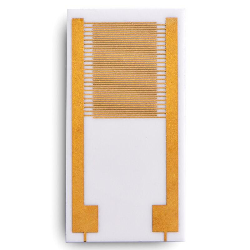 Интерцифровой электрод, интерцифровой гравированный электрод, матрица магнетронного распыляющего покрытия, изготовленная на заказ литогр