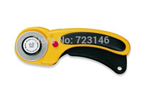 MADE IN JAPAN 60mm Deluxe Ergonomic Rotary Cutter (RTY 3DX) RUNDSCHNEIDER TAGLIERINA ROTANTE DI 45MM CIRKELSNIJDER ROTATIVO