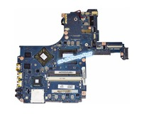 SHELI FOR Toshiba Satellite P55T-B P50-B Laptop Motherboard W/ I7-4710HQ CPU H000075410 69N0C3M12B01P-01 DDR3 Test 100% good