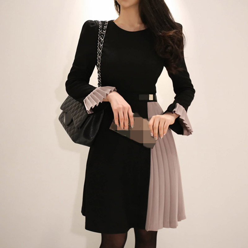 fbeb87d4137b best top korean office elegant dresses brands and get free shipping ...