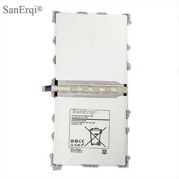 imágenes para Nueva original para samsung p900 note 12.2 pro p900 p901 sm-p900 sm-p905m p905m 9500 mah t9500e/u reemplazo de la batería libre herramientas