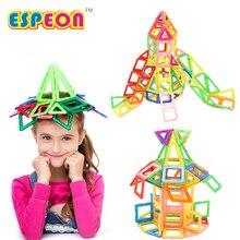 92 pcs Tamanho Grande Conjunto Modelo de Construção Designer & Brinquedos do Edifício Plástico Magnético Blocos Magnéticos Brinquedos Educativos Para Crianças Presente
