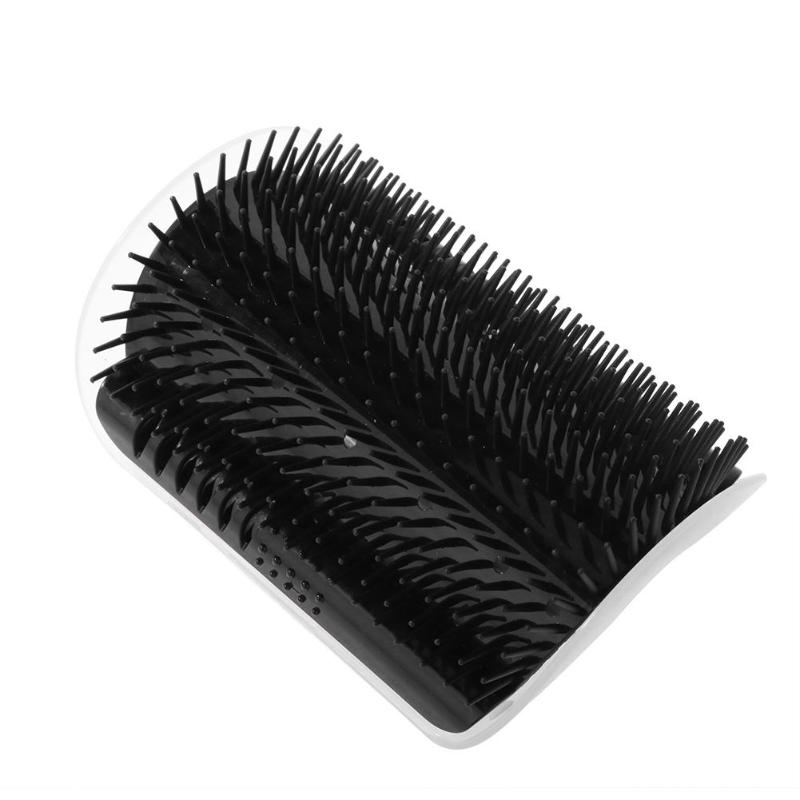 Cat Grooming Massage Brush to Remove Extra Loose and Shedding Hair and Promote Blood Circulation