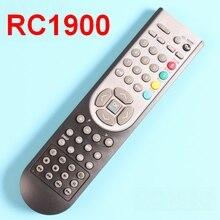 RC1900 جهاز تحكم عن بعد لتلفزيون أوكي ، ألبا ، توشيبا ، جرونديج ، تيكوود ، الأقصر ، بوش ، تلفزيون فينلوكس. الأصلي ، الاستخدام المباشر.