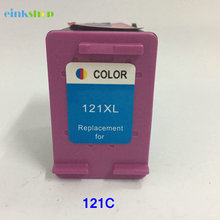 Ink Cartridge For HP 121 121XL Color Ink Cartridge for HP Deskjet F4283 F2423 F2483 F2493 F4583 D1663 D2500 D2560 D2563 D2660 стоимость