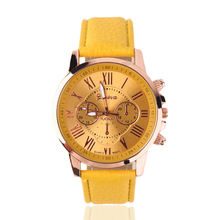 Unisex Males Male Informal Trendy Numerals Fake Leather-based Quartz Watch Montre femme Vogue Model Ladies Watches Relojes Mujer 2017