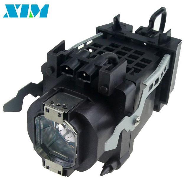 Tv projetor xl-2400 lâmpada de substituição para sony kdf-e42a10 kdf-e42a11e kdf-e50a11, kdf-e50a12u, KDF-42E2000, KDF-46E20 com Habitação