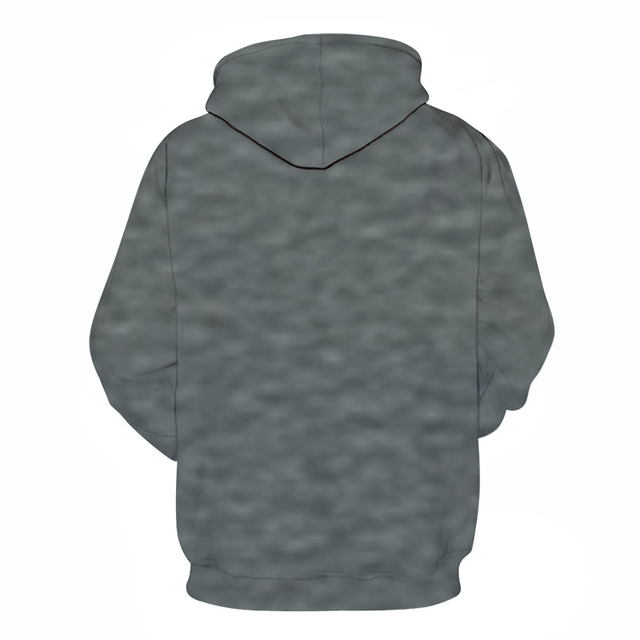 Wolf Dog Sweatshirts Animal Hoodies