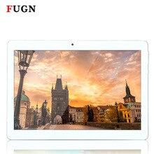 Fugn 10 дюймов Octa core Android 6.0 3 г телефонных звонков Планшеты PC Wi-Fi GPS Bluetooth HDMI 1920×1080 IPS 4 г Оперативная память 64 г Встроенная память Смарт таблетки