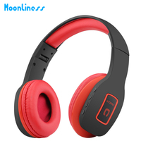Wireless Bluetooth Headphone Sports Running Headphones Headset Support Aux Cable With Stereo HD Microphone For Iphone
